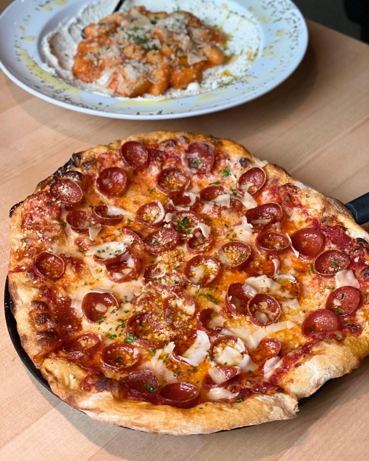 Mootz Pizzeria Detroit