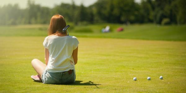 女性ゴルファーの悪いところは・・・?