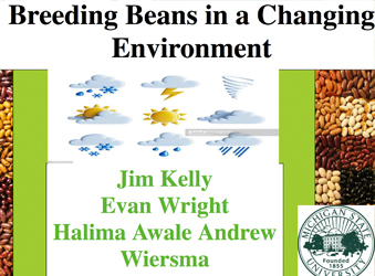 Breeding Beans in a Changing Environment Thumbnail
