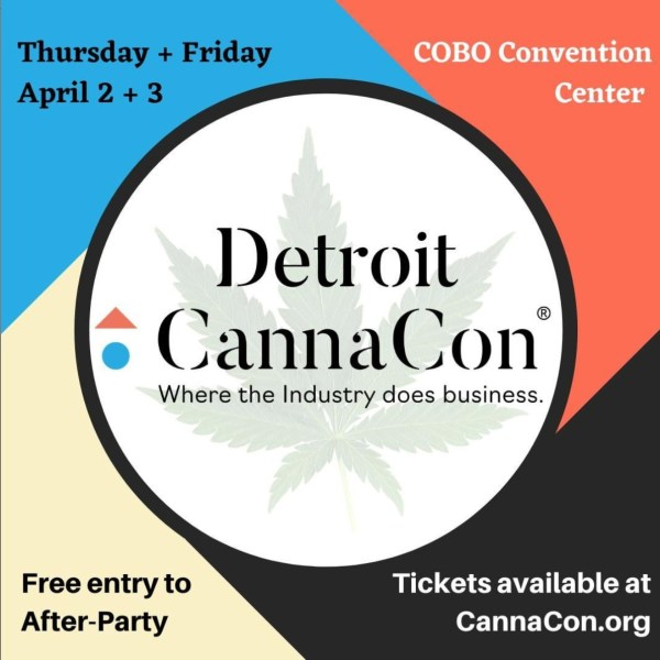 Detroit CannaCon