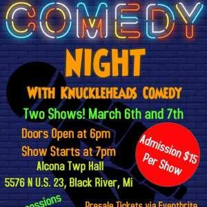 NE Michigan NORML Comedy