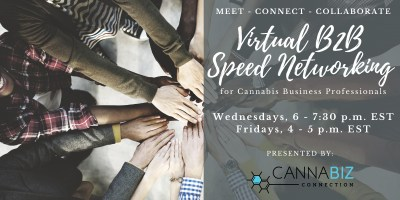 Cannabiz Connection B2B Networking