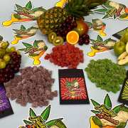 Funky Extracts Full Spectrum Cannabis Gummies