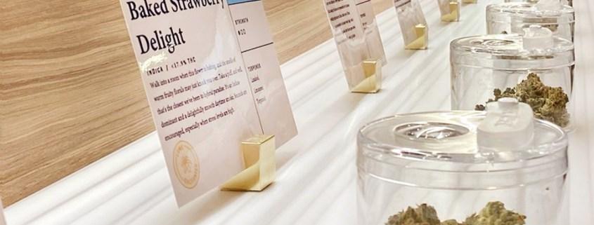 Lume Cannabis Sault Ste Marie jars