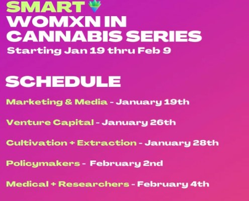 Womxn in Cannabis Series