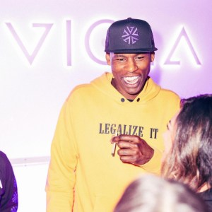 Al Harrington of Viola Cannabis