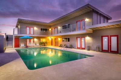 Desert Hot Springs Inn