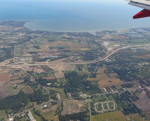 Monroe, Michigan by Ken Lund
