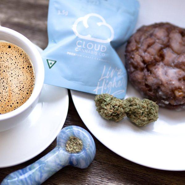 Wake and Bake with Cloud Cannabis