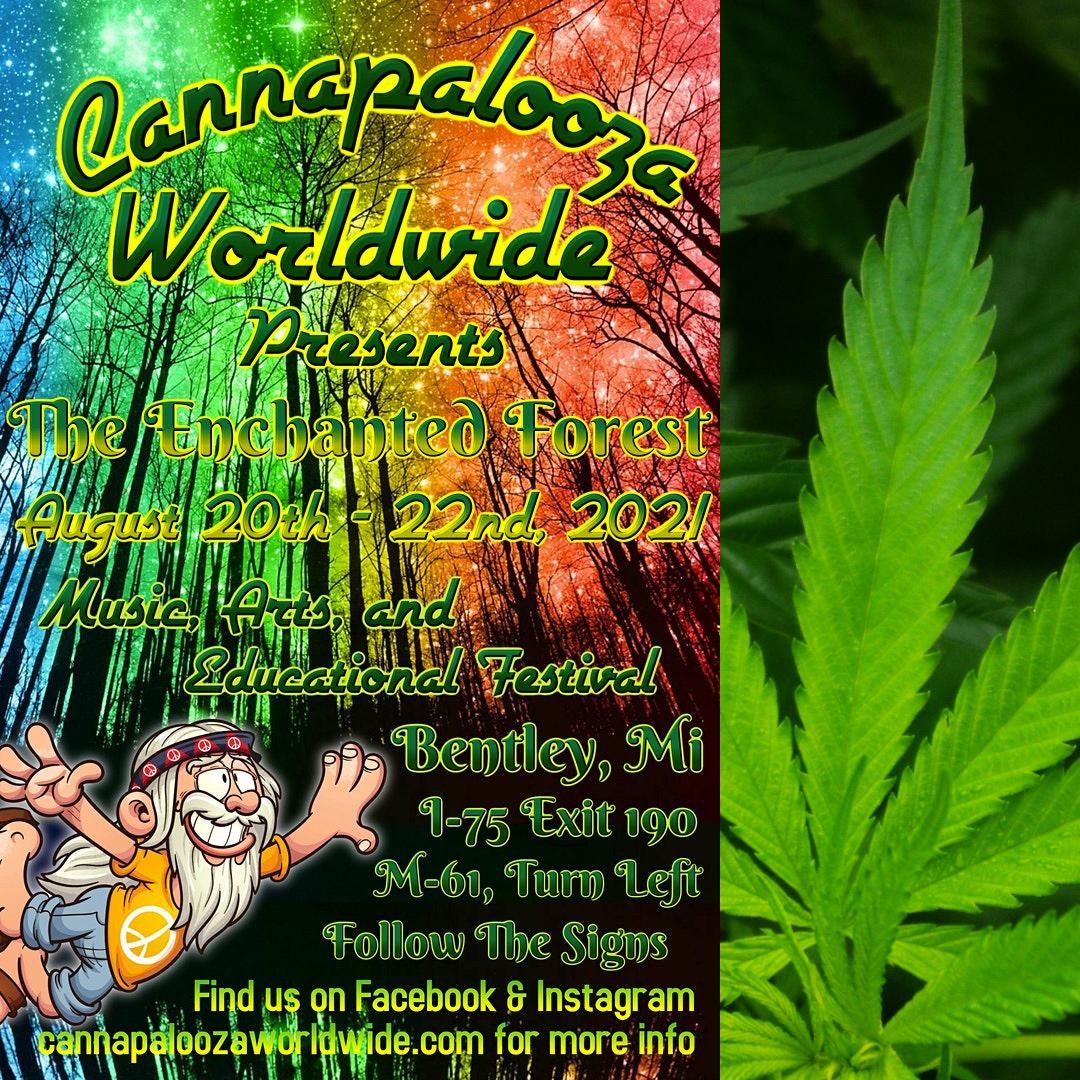 Cannapalooza Worldwide 2021
