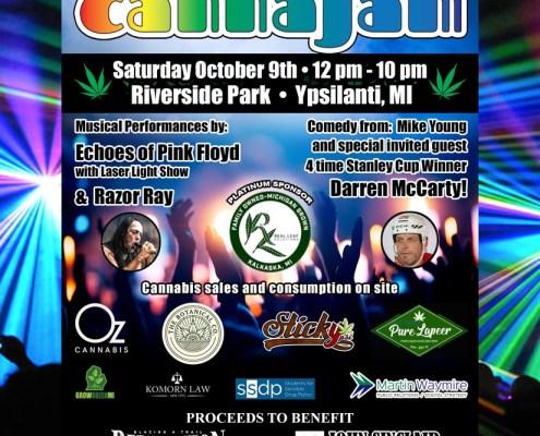 Canna Jam Comedy & Music Festival