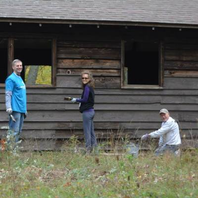 Mill Lake Volunteers 2