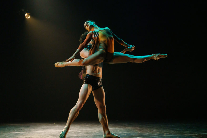 Music Hall Presents Complexions Contemporary Ballet Performing 'Woke'