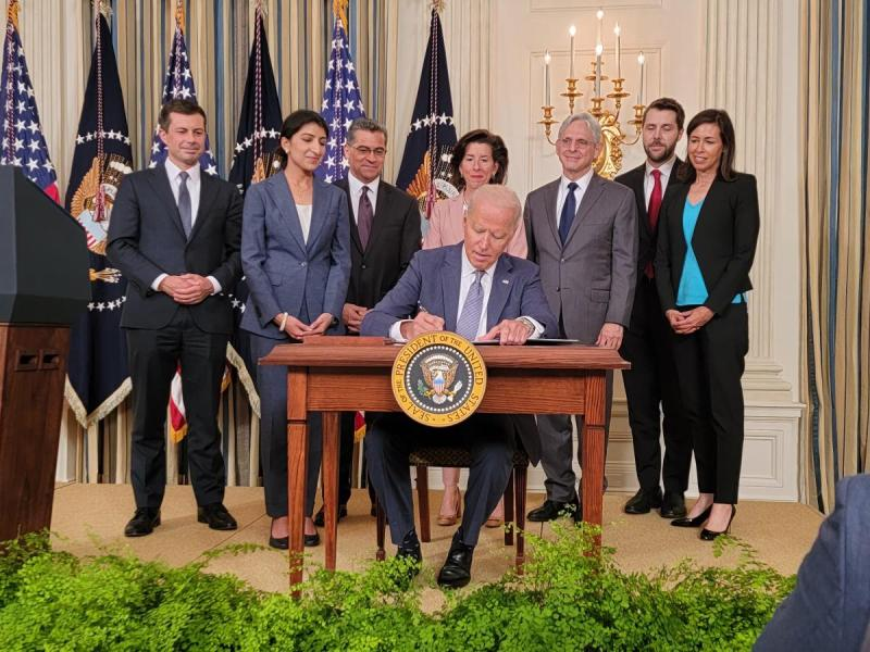 What Biden's Executive Order on Promoting Competition Means for Agriculture