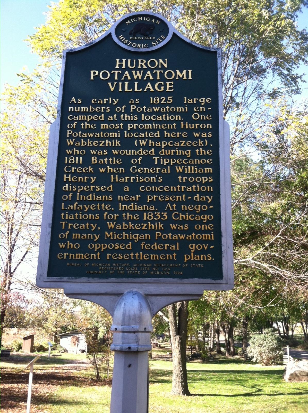 The Beginning For Jackson Michigan History