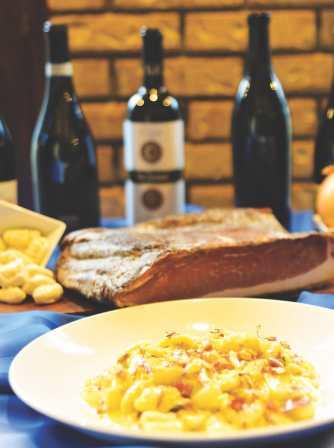 Cafe Cortina Gnocchi Recipe - Michigan Home and Lifestyle