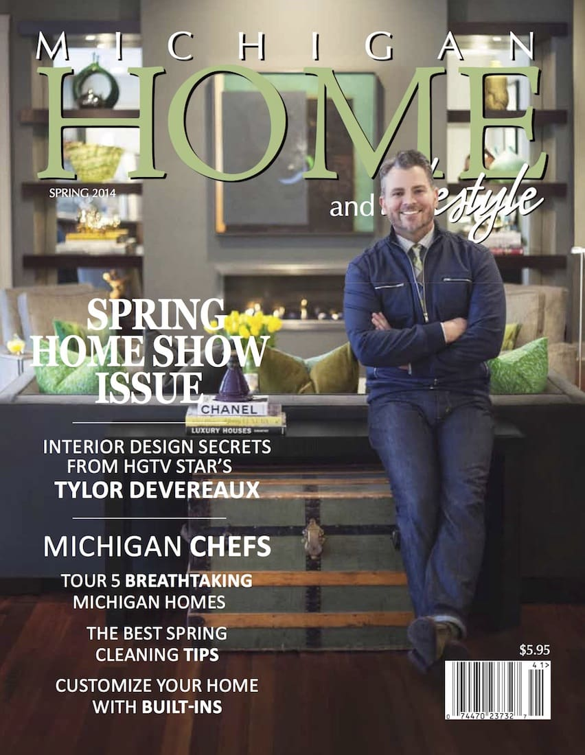 Spring 2014 - Michigan Home and Lifestyle