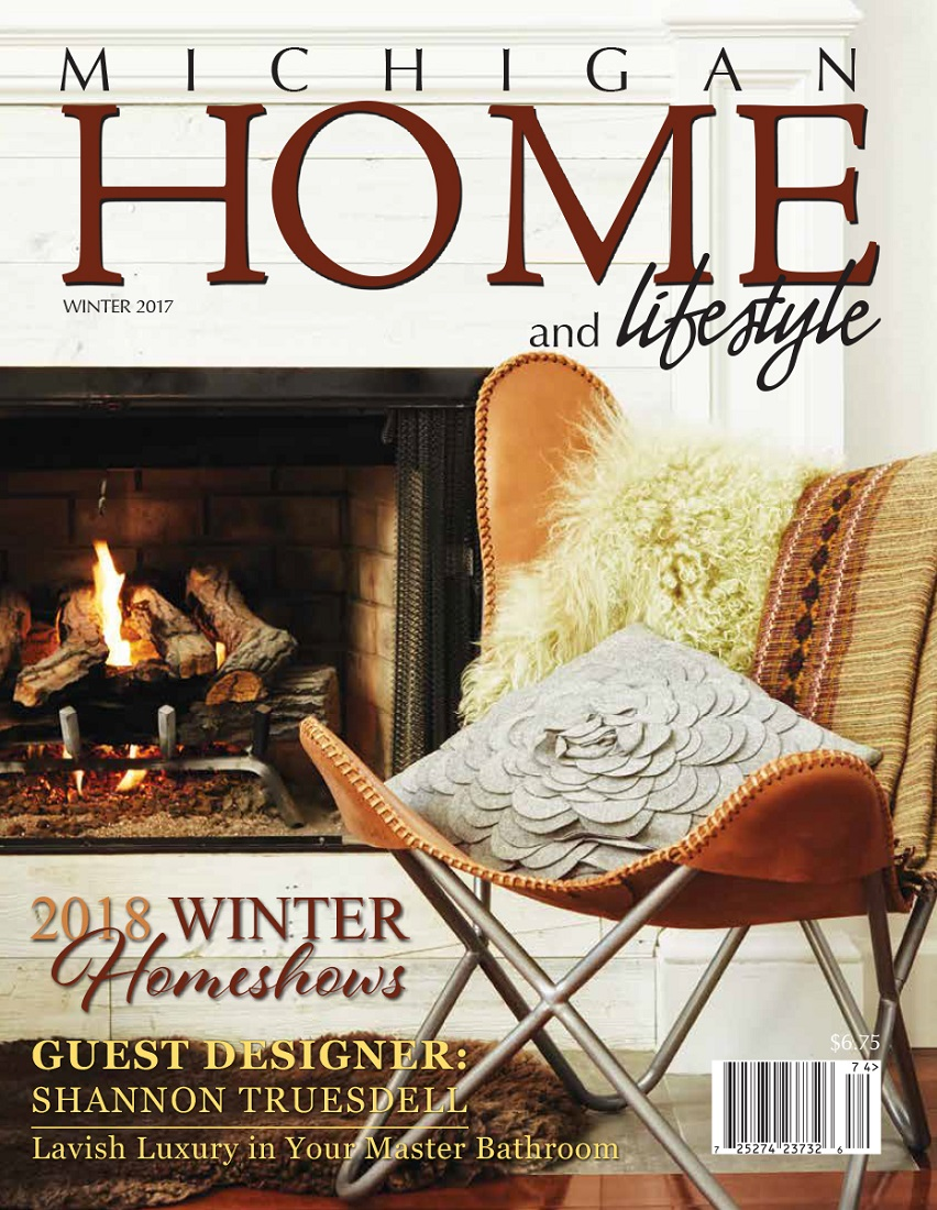 Michigan HOME and Lifestyle - Winter 2017