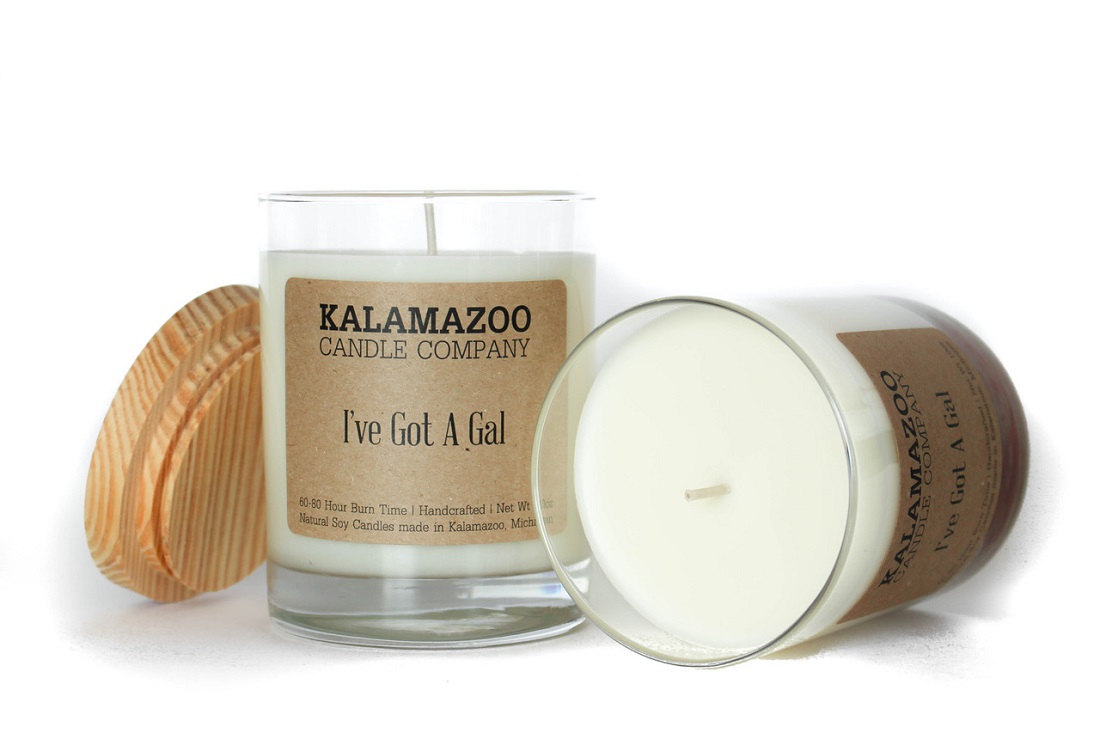 Focus On: Kalamazoo Candle Company - Michigan Home and