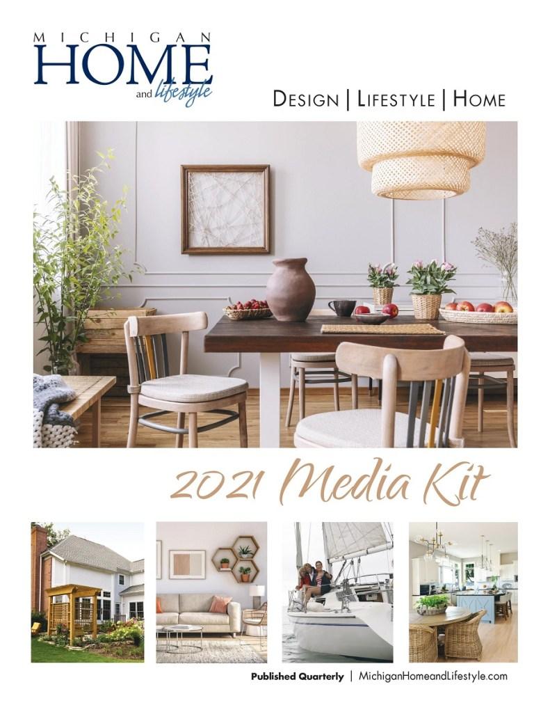 Michigan Home & Lifestyle Magazine 2020 Media Kit