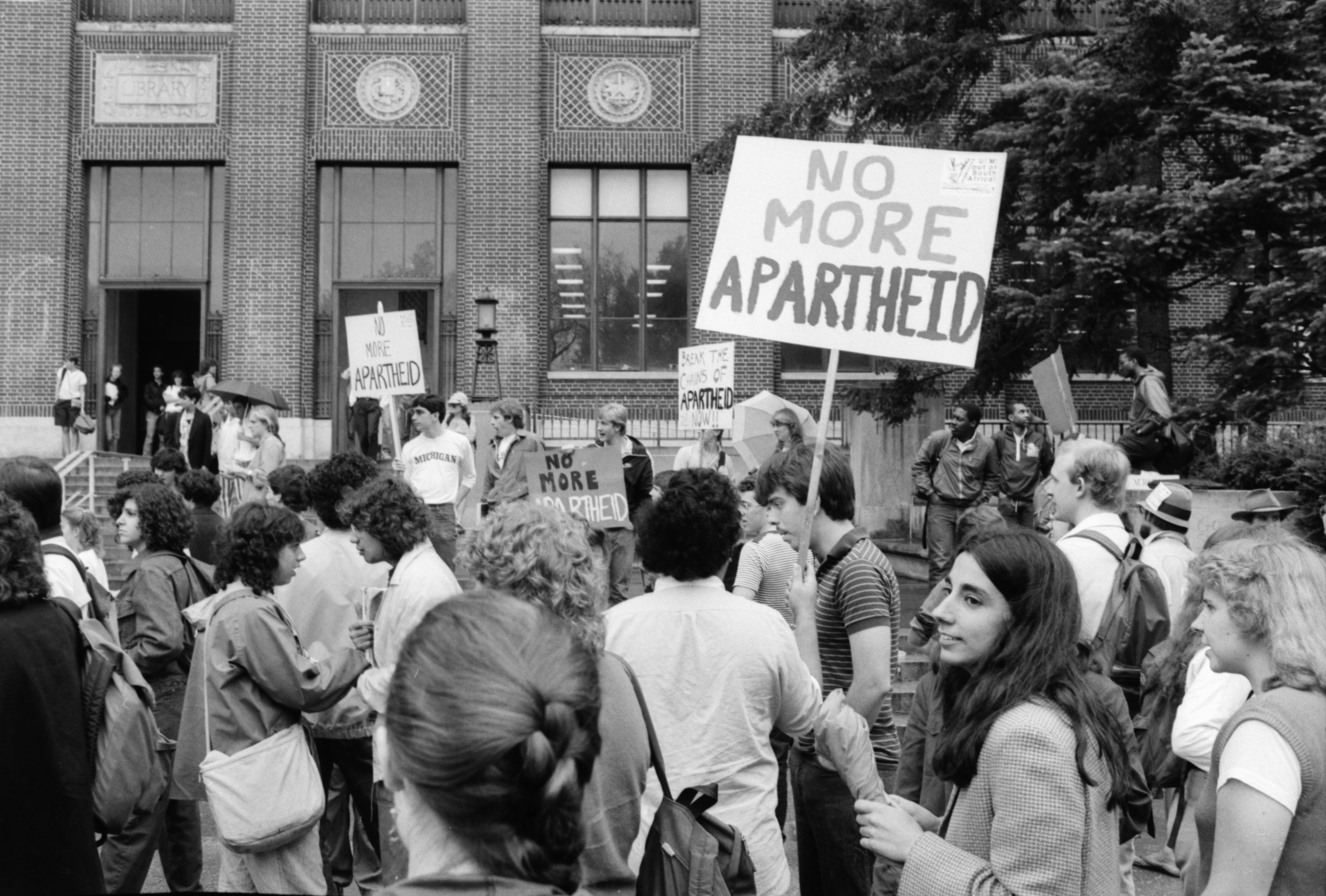 Exhibit Divestment For Humanity The Anti Apartheid