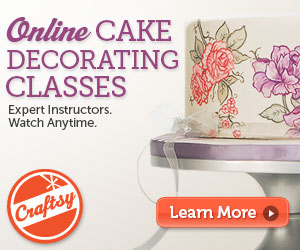 Craftsy New Cake Decorating Classes