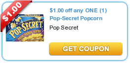 New Coupons: Spirit + Pop-Secret + Advil