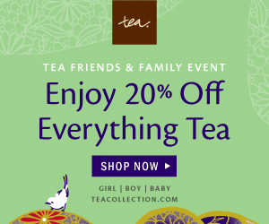 20% Off Everything at Tea Collection