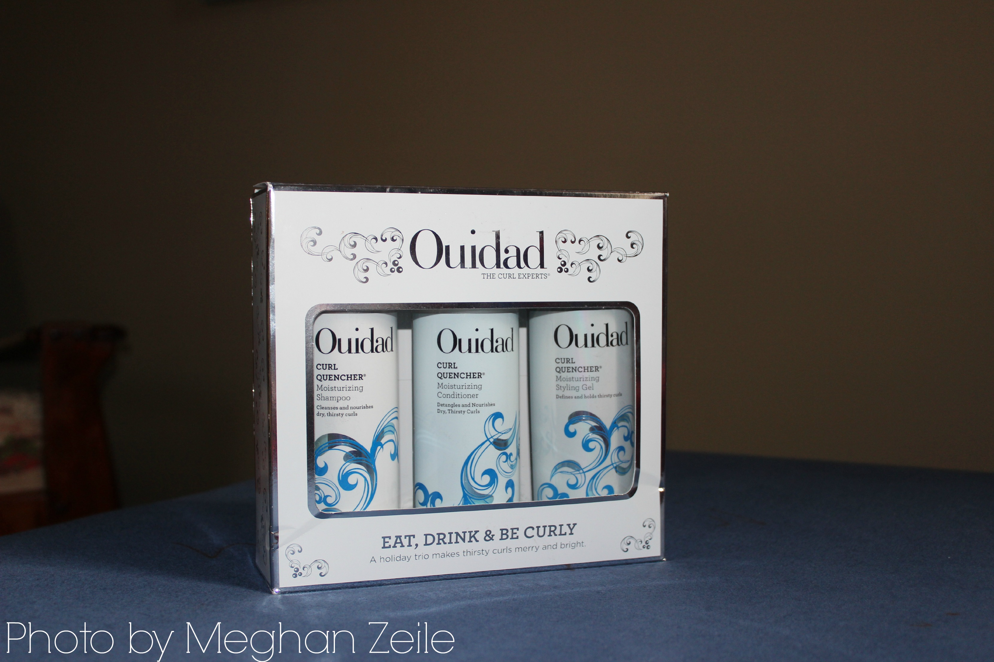 Eat, Drink & Be Curly by Ouidad {Review}