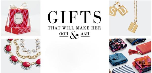 Ooh la la gifts under $50 at Stella & Dot