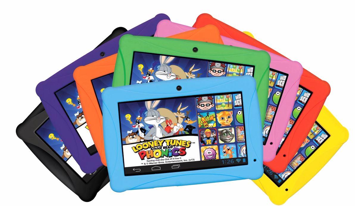 ClickN KIDS Announces Tablets #1 Best Seller Position on Walmart.com