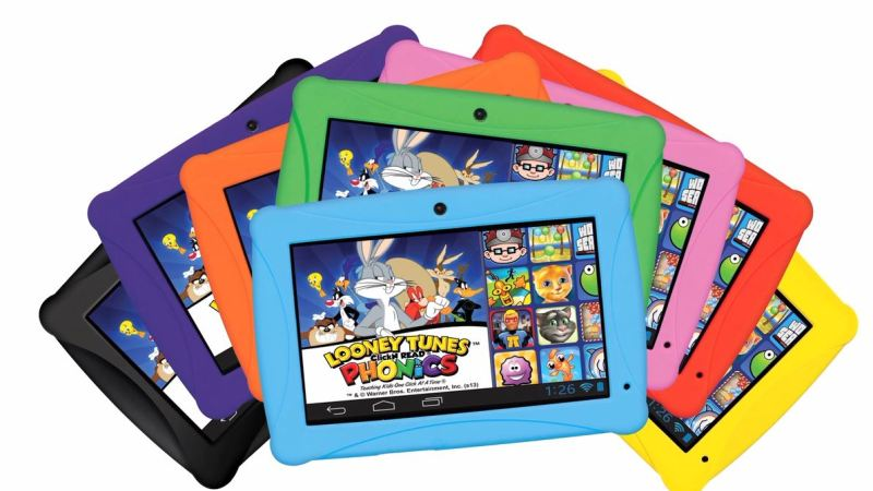 ClickN KIDS Announces Tablets #1 Best Seller Position on Walmart.com
