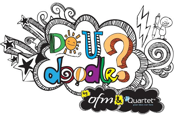 OFM and Quartet Do you Doodle? Contest Ends 12/23