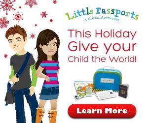 Little Passports 15% Off Sale