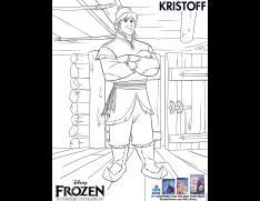 kristoffcoloringpage