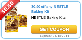 New Coupons: Epic + Nestle 12/3