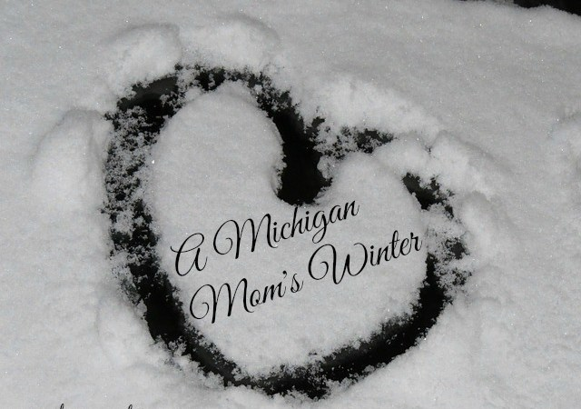 A Michigan Mom's Winter: Are You Used to It?