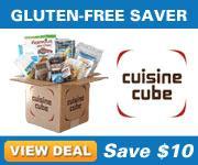 2 Gluten-Free Deals Ends 4/10