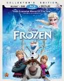 Disney's Frozen Now On DVD and Blu-Ray