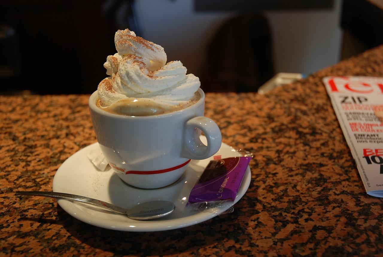 Irish Coffee Recipe Courtesy of KRUPS