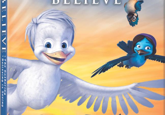 Iesodo YAY-Sa-Doe Faith & Love {Children's Movie Review}