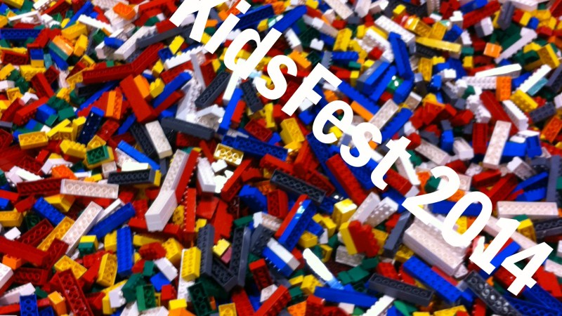 Our LEGO® KidsFest Experience 2014