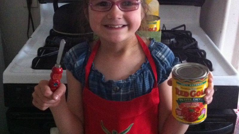 Cooking with RED GOLD®  Tomatoes