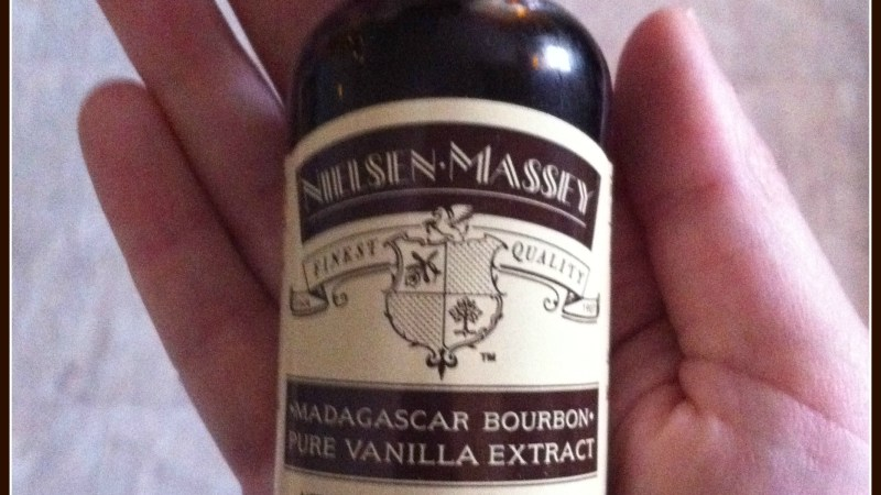 Madagascar Bourbon Pure Vanilla Extract by Nielsen-Massey {Review}