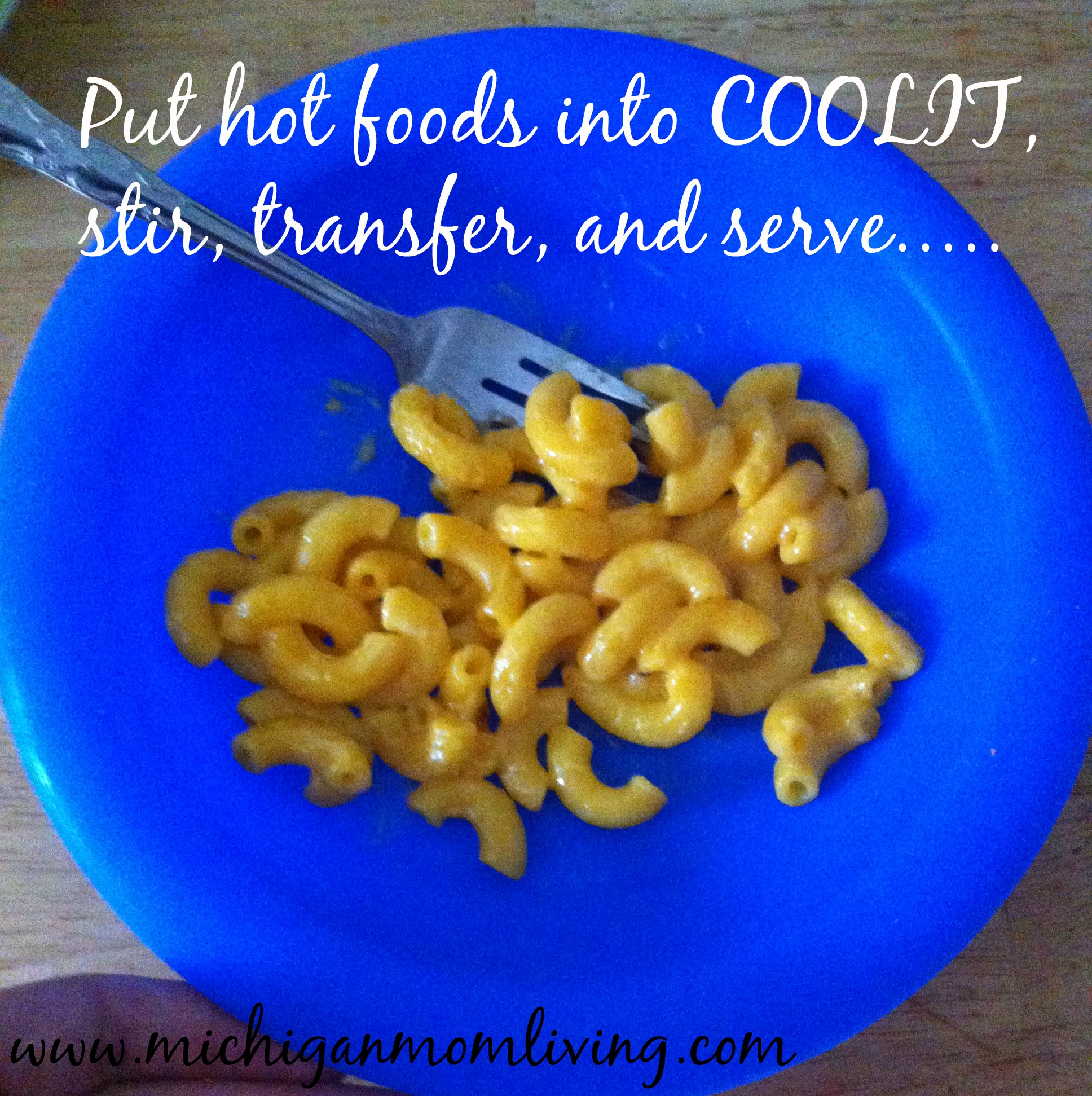"""COOLIT: Take Foods from """"Too Hot"""" to Just Right {Review}"""