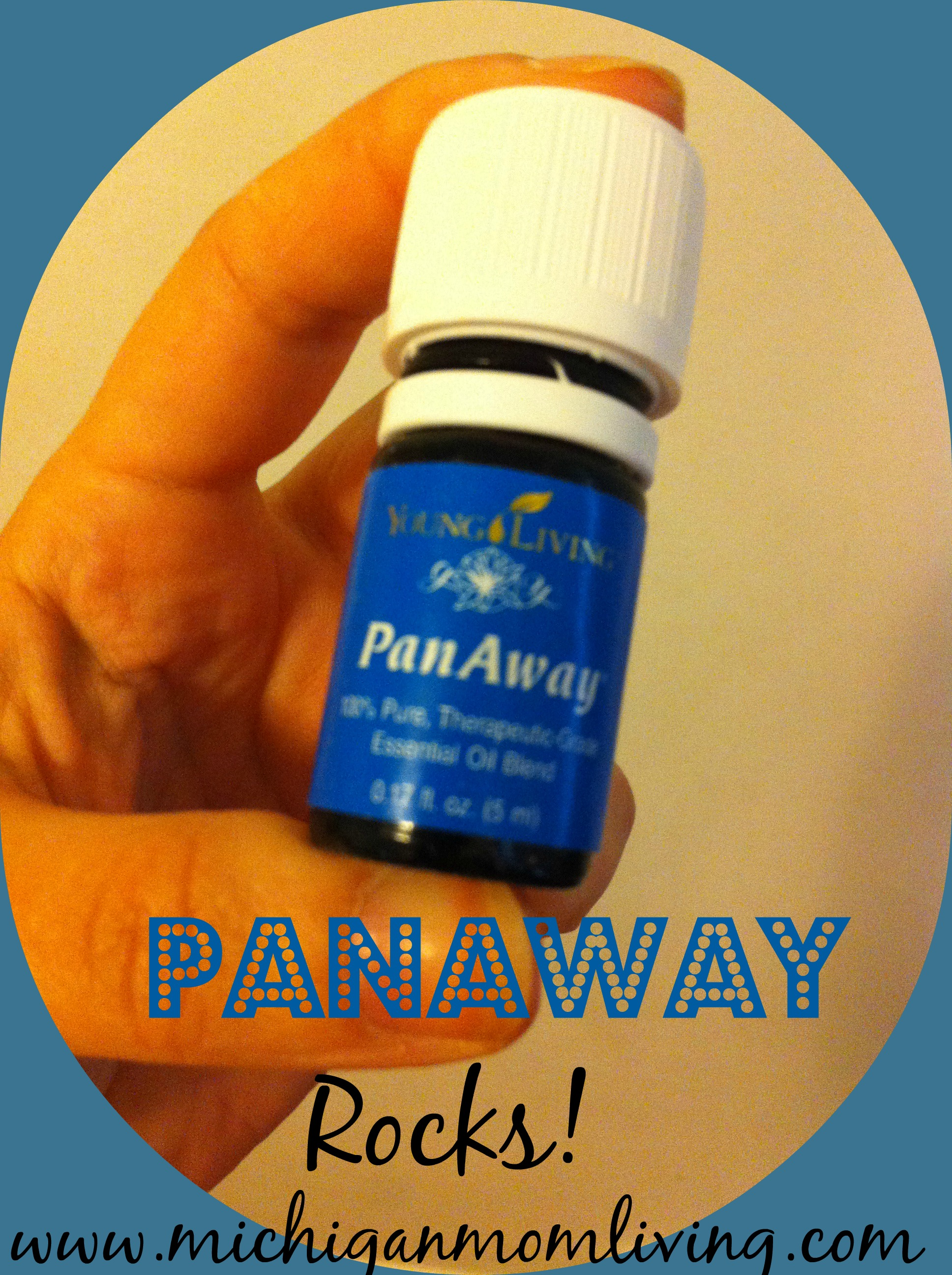 #PanAway Essential Oil Cured My Knee and Soothed Sore Muscles