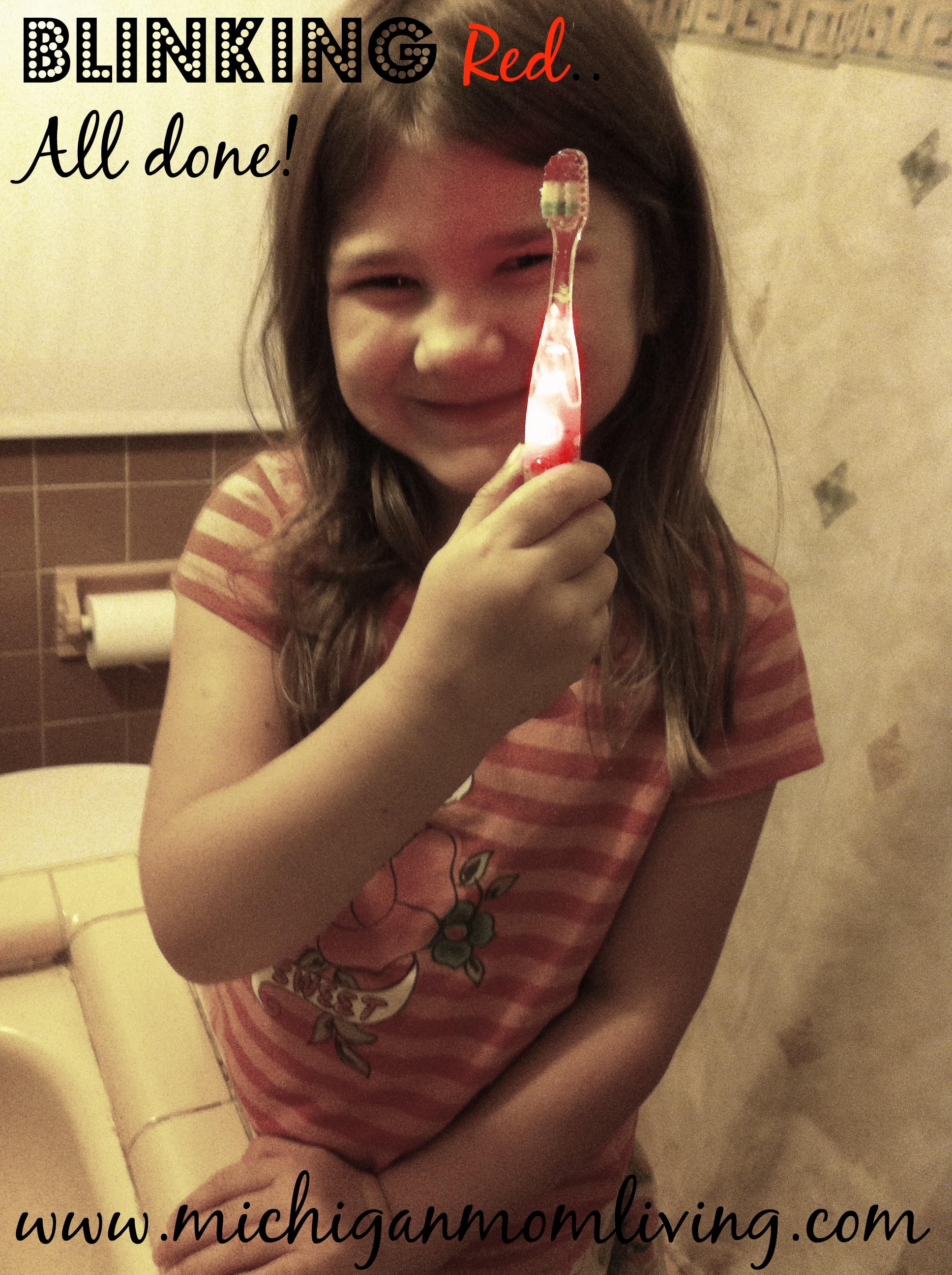 #FireFly® HelloKitty® Ready Go Toothbrush and FireFly® Hello Kitty® Anticavity Mouth Rinse {Review}