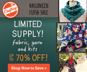 Crafty's Halloween #FlashSale Ends 10/24