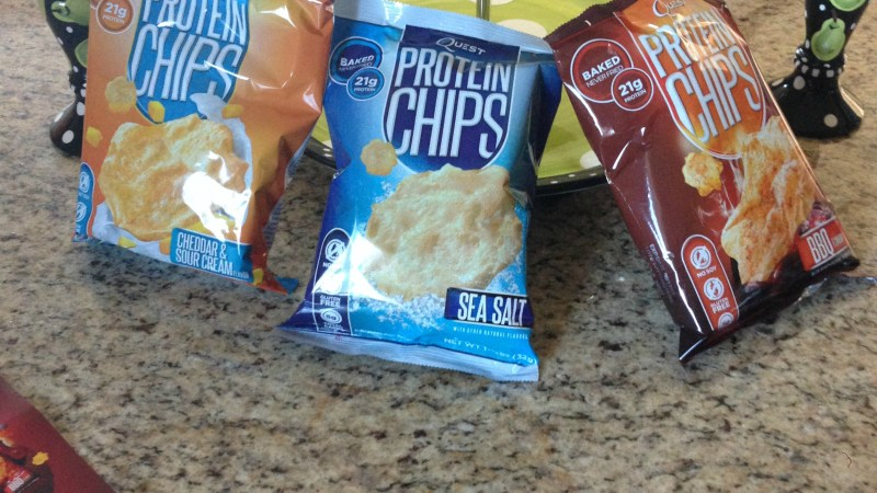 Need Some Protein? Craving Chips? Now You Can Have Both with Quest Protein Chips {Review}