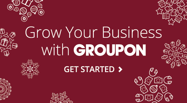 Grow your Business with Groupon